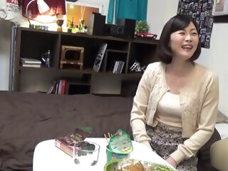 the first adventure of a married woman amateur asian