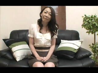 50yr old Granny Yoko Kasahara Love Creampies (Uncensored) creampie asian