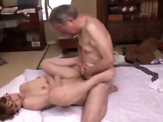 japanese father in law amateur asian