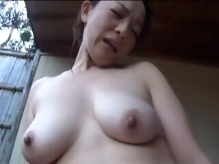 The hot springs and (not) mom's sizzling hot pussy asian asian
